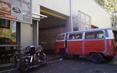 Visite du jour – Vintage Camper Pessac
