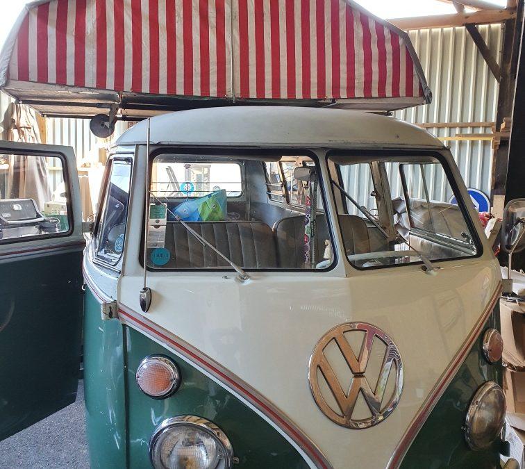 Tente de toit combi split – Vintage Camper Bretagne