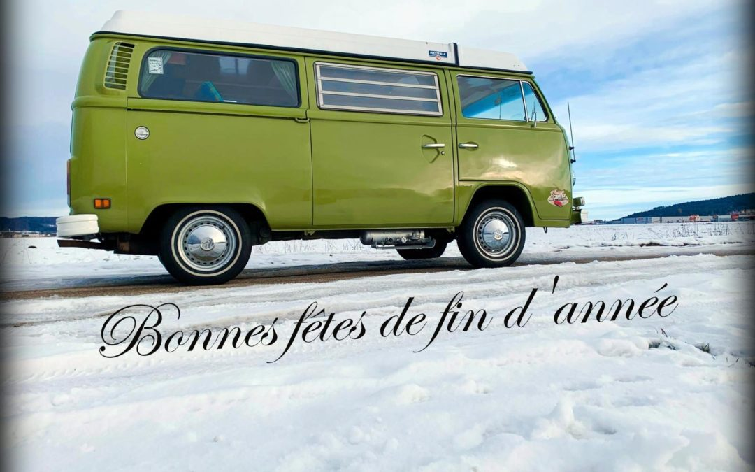 Location de combi vw – Vintage Camper France