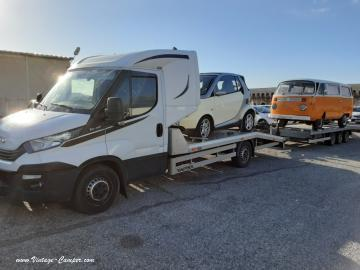 Location combi vw minibus – Corse
