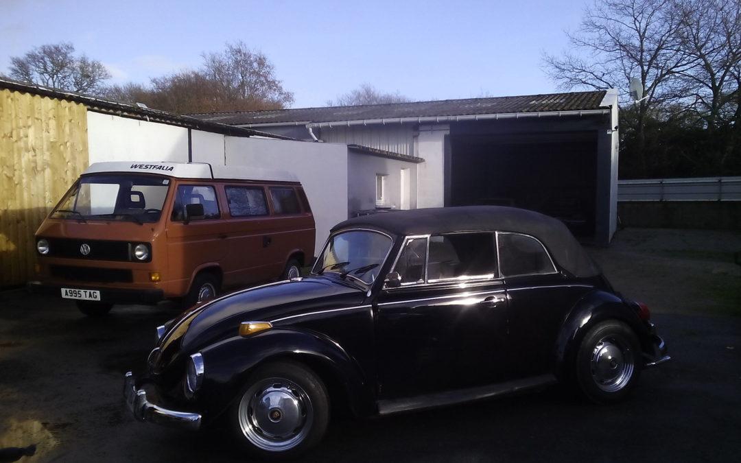 Location cox cabriolet – Vintage Camper Bordeaux