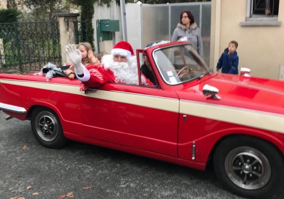 Pere Noël de Villenave d'ornon