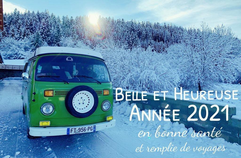 Tous nos voeux – Vintage Camper France