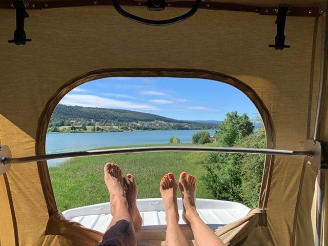 Evasion en couple – Vintage Camper Jura