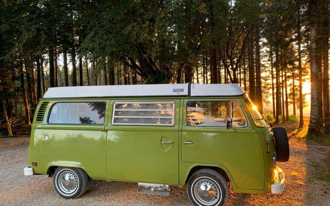 Evadez vous – Vintage Camper France