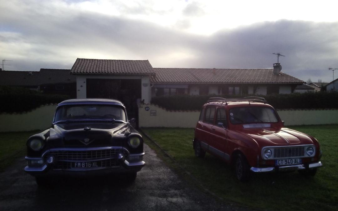 Location Cadillac pour mariage depuis Bordeaux Pessac