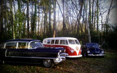 Spécialiste location voiture de mariage gironde – Vintage Camper Bordeaux