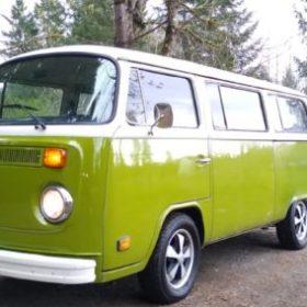 Combi minibus sunroof Deluxe
