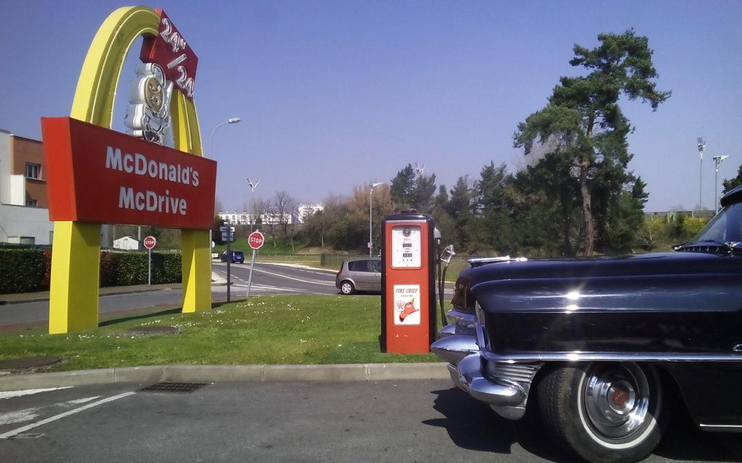 pause Mc do en Cadillac 1955 – Villenave d'ornon