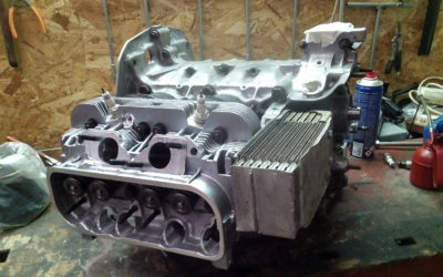 Réfection moteur type 4 combi VW – Vintage Camper Bordeaux
