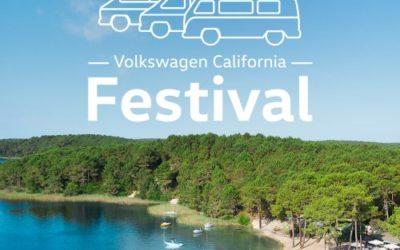 Volkswagen California Festival à Lacanau
