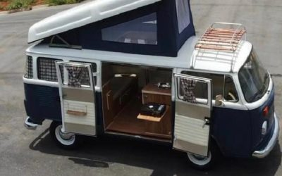 Un hébergement insolite pour découvrir l'Ardèche autrement avec Vintage Camper