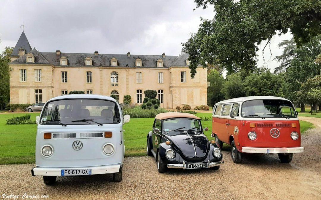 Organisation séminaire d'entreprise – Vintage Camper Bordeaux