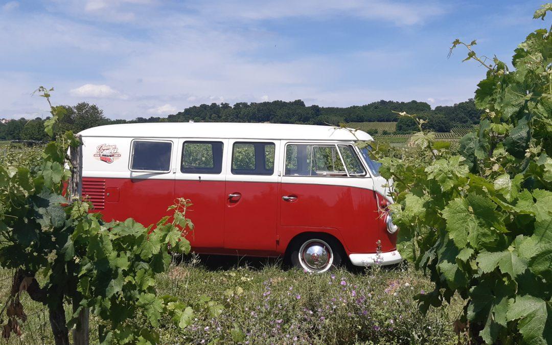 Mariage sur le thème chic et bohème – Vintage Camper Bordeaux