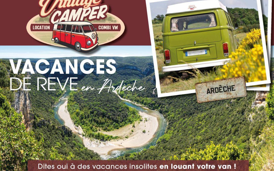 Trouvez votre séjour insolite en Ardèche cet automne